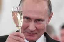 En plena crisis económica, Vladímir Putin gana mucho dinero en Siria