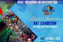 URBE PRO ART en Doral reúne artistas plásticos América Latina