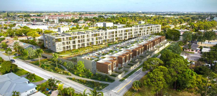 Barrio gay en Florida construye hogares para personas mayores