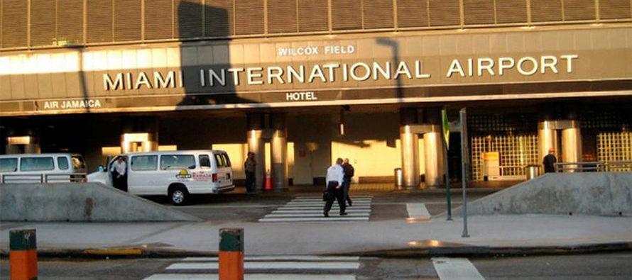 Aeropuerto de Miami cerrará uno de sus terminales por cierre del gobierno