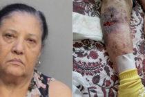 Cuidadora de anciana a la cárcel por agresión agravada