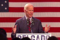 Joe Biden anunció su postulación para las elecciones presidenciales de 2020