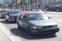 Protestas en Miami por fomento de turismo hacia Cuba
