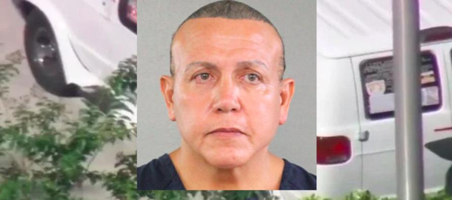 Hombre de Florida culpó al uso de esteroides de enviar bombas a críticos de Trump