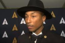 """Pharrell amenaza con demandar a Trump por el uso de la canción """"Happy"""" después del suceso de la sinagoga"""