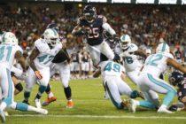 ¡Vamos Dolphins! Cinco claves para que Miami derrote a los Chicago Bears este domingo