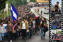 EEUU denuncia que Venezuela financia caravana de migrantes hondureños