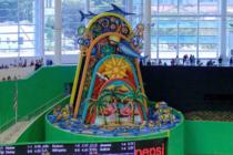 Marlins sacaran del estadio escultura mecánica de HRs