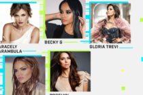 ¡Puras Bellezas!  Estas serán las anfitrionas de los premios Latin AMAs el 25 de octubre