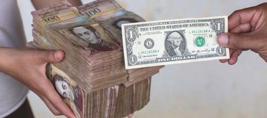 FMI pronostica hiperinflación para Venezuela de 10 millones por ciento