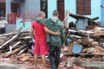Díaz-Canel más preocupado por el tabaco que por viviendas afectadas en Pinar Río