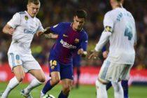 Goleada del Barcelona al Real Madrid sentencia a Julen Lopetegui