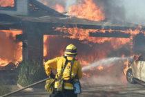Una familia de North Lauderdale se quedó sin vivienda tras un incendio que se registró este miércoles