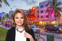 Cheryl Tiu: una influencer de renombre que le puso el ojo a Miami