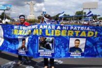 Jóvenes opositores enfrenta juicios por «terrorismo» en Nicaragua