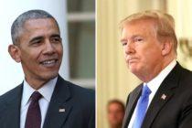 Trump y Obama esta semana en Florida para apuntalar sus candidatos