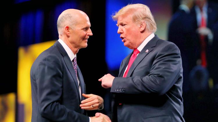 Las elecciones en la Florida serán muy disputadas, según encuesta de CNN