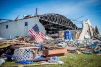 """Votantes en el Pandhandle de Florida votarán en condiciones """"catastróficas"""""""