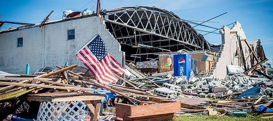 Pérdidas por huracán Michael ascienden a $ 1.25 mil millones