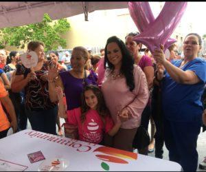 Masiel Moreira hará el 'Pink Day' para regalar mamografías en Miami
