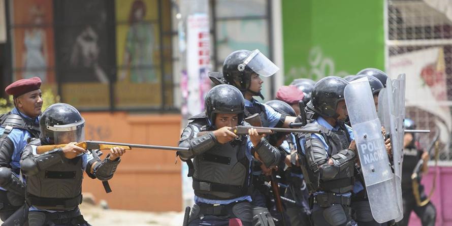 Hoy nadie compra gasolina en Nicaragua; protestan contra Ortega