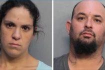 Arrestan a mujer en Miami que mató a su madre y su novio quemó el cadáver