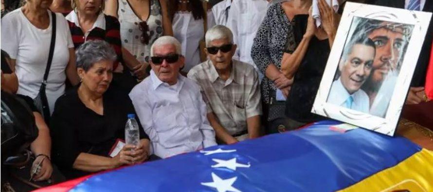 Se empantana tesis del «suicidio» en el Sebin de concejal opositor venezolano