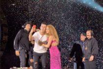 Shakira defendió a fanático que invadió escenario en concierto en México