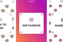 ¿Cómo se utilizan las nuevas tarjetas de identificación de Instagram?