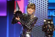 Taylor Swift fue la reina en los American Music Awards 2018