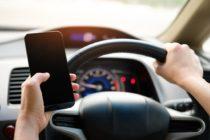 50 mil accidentes provocaron conductores distraídos con su celular