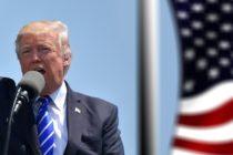 Trump llama «ladrón» a candidato demócrata a la gobernación de la Florida por Twitter