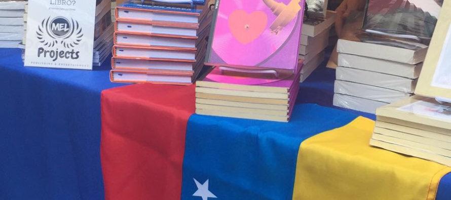 El escritor más joven de la Feria Internacional del libro es venezolano