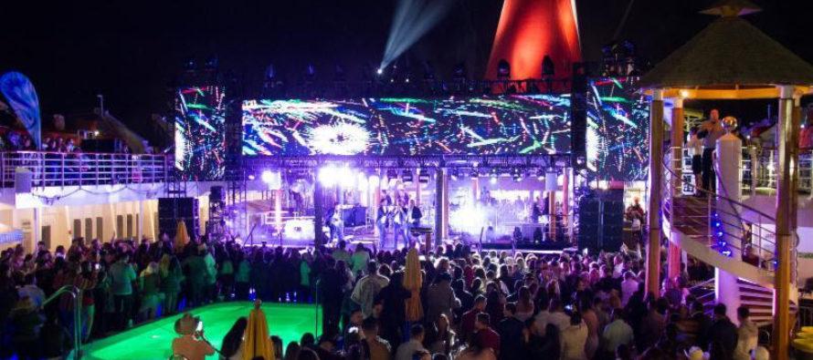 """Regresa el """"Ocean Festival Latin Music Cruise"""" en el 2019"""