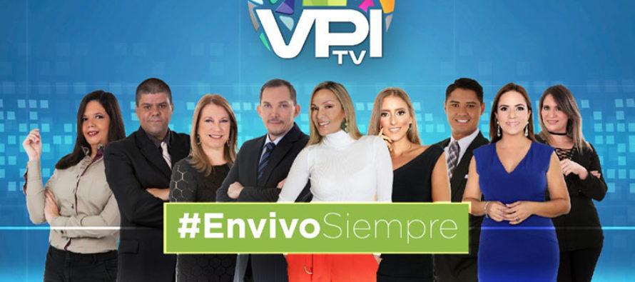 Canal de noticias VPItv estrena nueva imagen