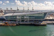 """A punto de completarse construcción de la """"Corona de Miami"""" de Royal Caribbean"""