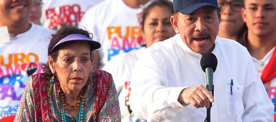 Departamento del tesoro de EE UU sancionó a la vicepresidenta y el consejero de seguridad de Nicaragua