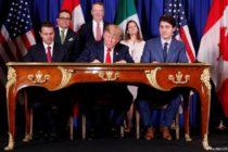 Trump, Peña Nieto y Trudeau concretan «mayor acuerdo comercial jamás alcanzado» en Buenos Aires