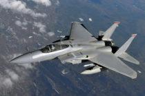 F-15 interceptan 2 aviones sobre el sur de Florida durante la visita de Trump