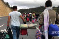 ONU informó que 2.4 millones de ciudadanos venezolanos se ubican en América Latina y el Caribe