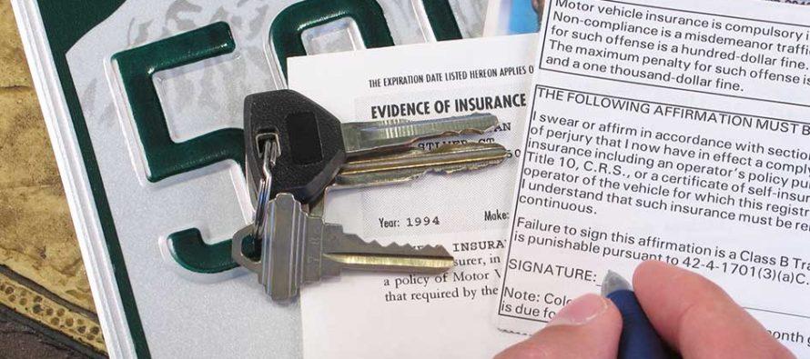 Conoce cuáles son las condiciones para no pagar un seguro de auto muy caro