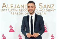 Borja Voces será uno de los anfitriones en la «Noche de Estrellas» del Latin Grammy