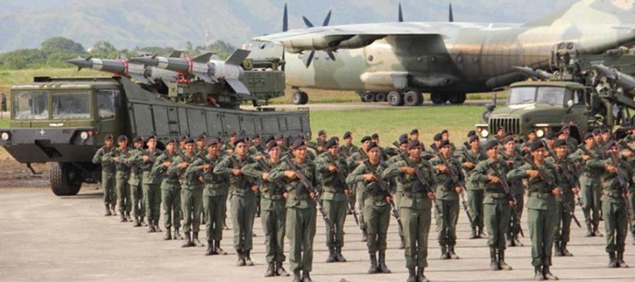 Régimen venezolano se prepara contra «Guerra invisible de amplio espectro»