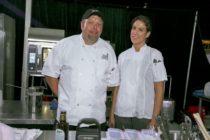 Eric Davis ganó competencia de chefs de yates