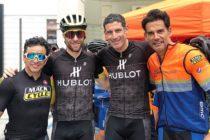 Ciclistas participaron en el Desafío Best Buddie en Miami