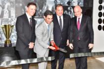 Concacaf abre nueva sede en el centro de Miami