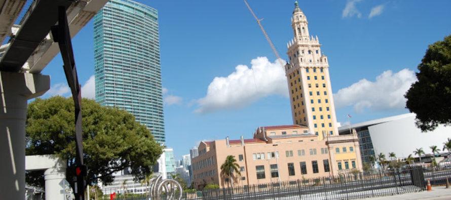 Torre de la Libertad será iluminada en honor al mes nacional de la concientización sobre el Alzheimer