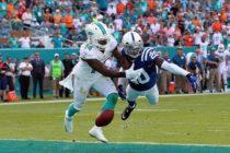 NFL modificó el horario del encuentro entre Dolphins y Colts