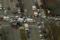 Operativo policial en Chicago tras reporte de tiroteo dejó al menos dos muertos