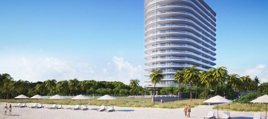 Dan los últimos acabados a Eighty Seven Park en Miami Beach